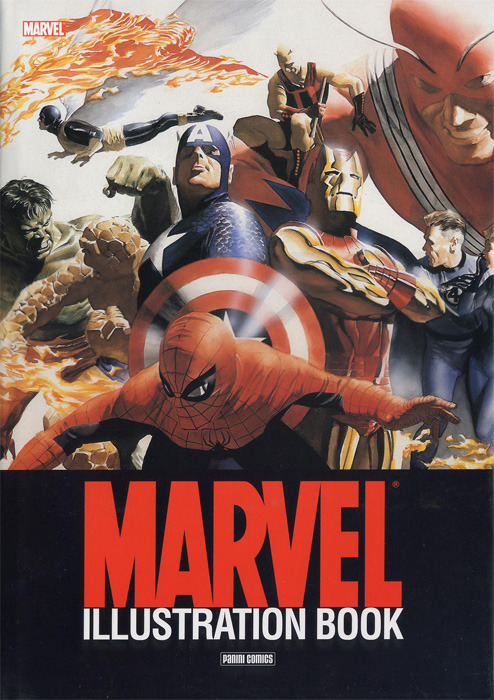 [PANINI] Marvel Comics - Página 18 Marvel%20Illustration%20Book%201_zpsmwvmx8ua
