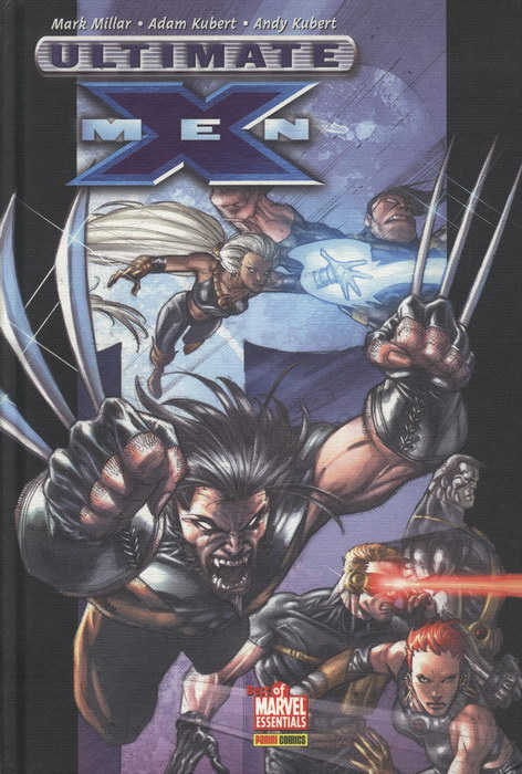 [PANINI] Marvel Comics - Página 14 BoME.%20Ultimate%20X-Men%201_zpsd4lt9oq4