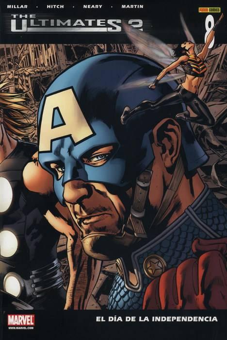[PANINI] Marvel Comics - Página 10 V2%2008_zpsm3ezmy7h