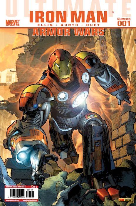 [PANINI] Marvel Comics - Página 10 Armor%20Wars1_zpsrsuzlmax