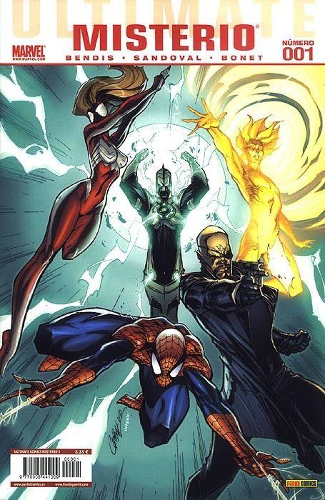 [PANINI] Marvel Comics - Página 10 Misterio%201_zpsfak0hpaz