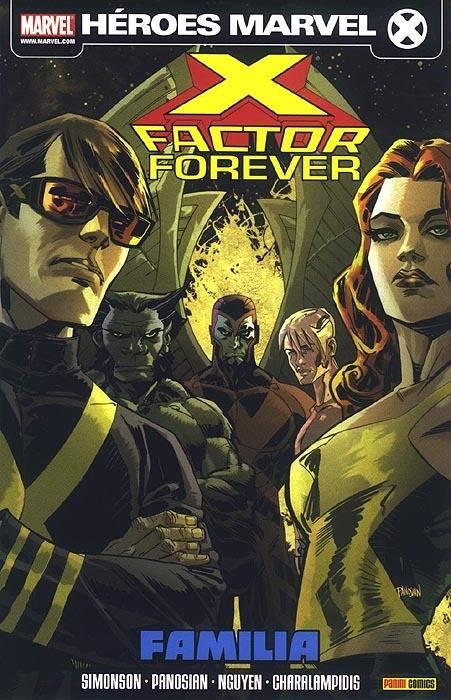 [PANINI] Marvel Comics - Página 9 X-Factor%20Forever_zpsbuhkpuxx