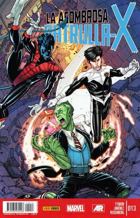 [PANINI] Marvel Comics - Página 13 13_zps1uckvokq