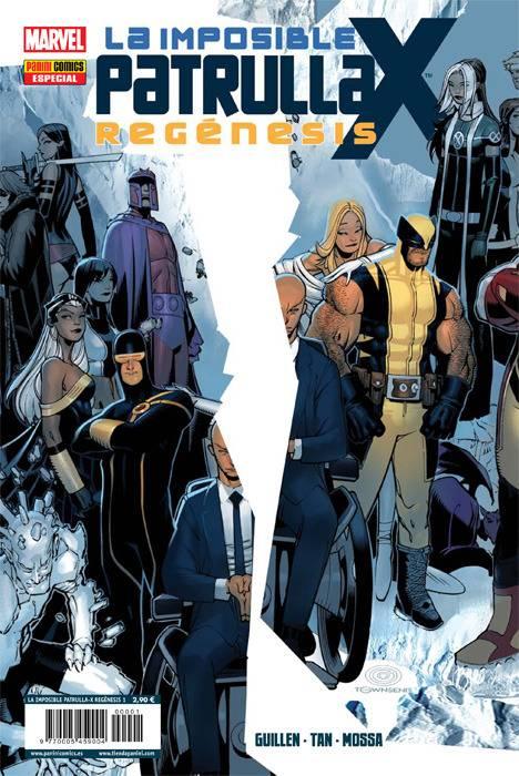 [PANINI] Marvel Comics - Página 8 00%20Regeacutenesis_zpsruisnjst
