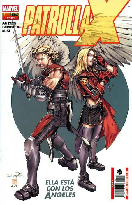 [PANINI] Marvel Comics - Página 8 111_zps853intet