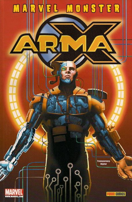 [PANINI] Marvel Comics - Página 22 Arma-X_zpsga1ymdti