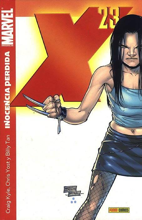 [PANINI] Marvel Comics - Página 9 X-23%20Inocencia_zps1g90yqd3