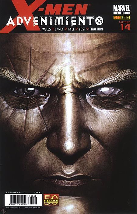 [PANINI] Marvel Comics - Página 9 X-Men%20Advenimiento%20Especial%202_zpsbuadj9ix