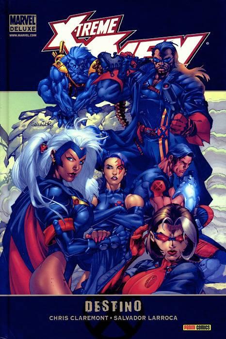 [PANINI] Marvel Comics - Página 10 MD%20X-Treme%20X-Men%201_zpsycnuu4va