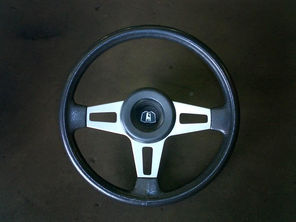 mk1 golf wolfsburg steering wheel Picture009-1