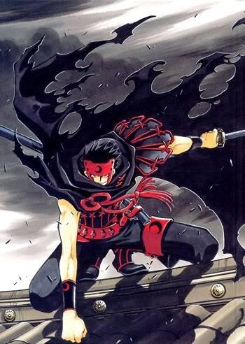 Ficha ninja Ippo Kurogane