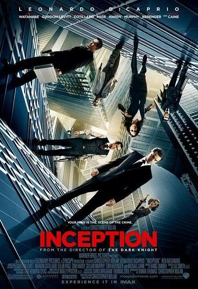 Films du mois de Juillet 2010 Inception