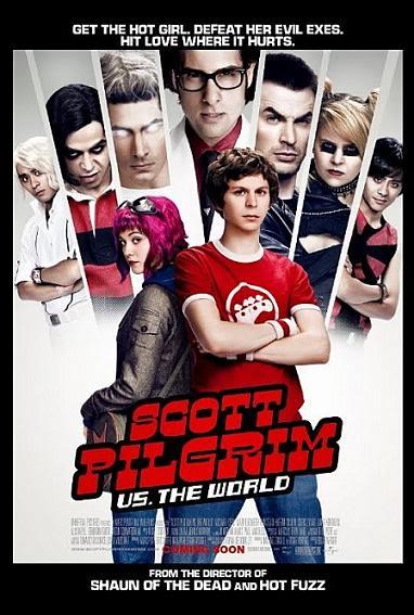 Films du mois de Novembre 2010 ScottPilgrimVsTheWorld