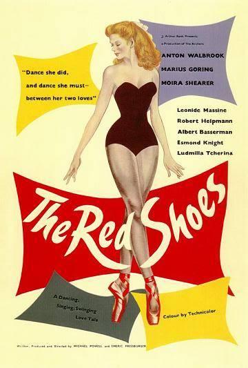Films du mois de Décembre 2010 TheRedShoes