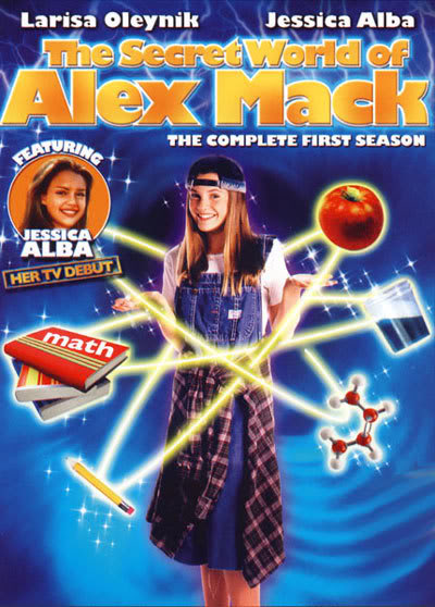 El mundo secreto de Alex Mack (1994) SecretWorldAlexMack_S1