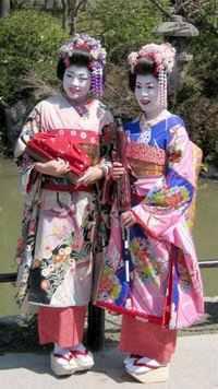Kimonos, los usarias? Kimonos