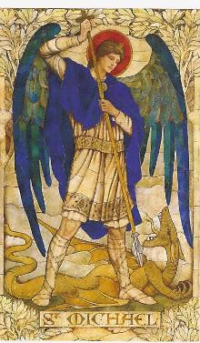 November 11th  -  Lest We Forget St_Michael1