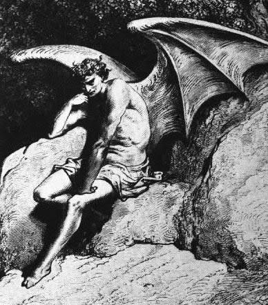 Demon ragnarok Lucifer
