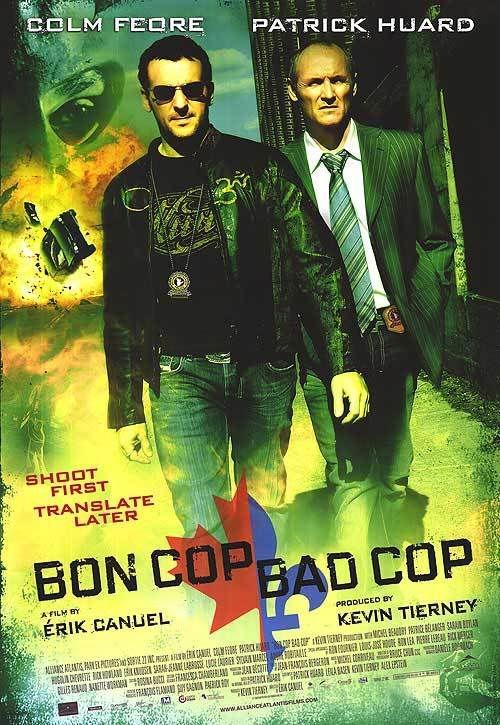 Bon Cop Bad Cop Posterboncop