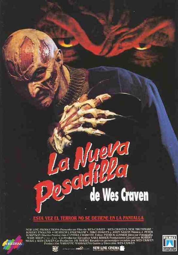 La nueva pesadilla de Wes Craven (1994) La_Nueva_Pesadilla_De_Wes_Craven_por_Fory2000