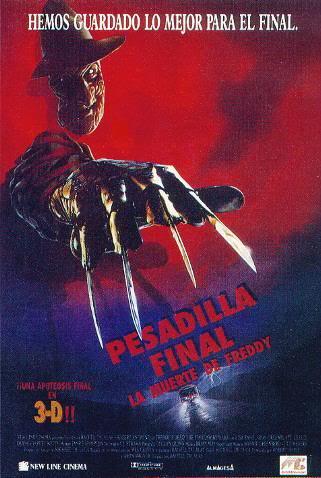 Pesadilla final, la muerte de Freddy (1991) (Pesadilla en Elm Street 6) Pesadillastreet6