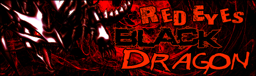Beast's Graphics RedEyesBlackDragon