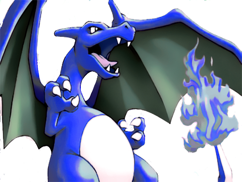 Beast's Graphics QuickCharizard
