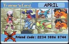 Beast's Graphics GymLeaderCard