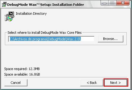 Instalar Plugin Wax para Sony vegas 7.0x - [2.0] - Chris 2.0 Screen3-2