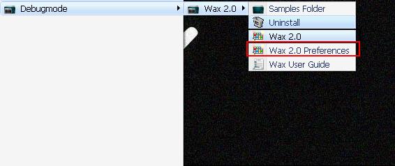 Instalar Plugin Wax para Sony vegas 7.0x - [2.0] - Chris 2.0 Screen6
