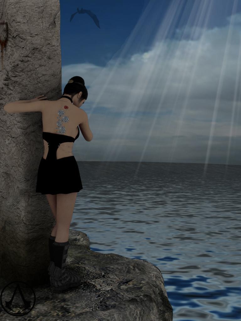 sigterms Battle: Kleid aus Rosen ConSigfin_zps327eca51
