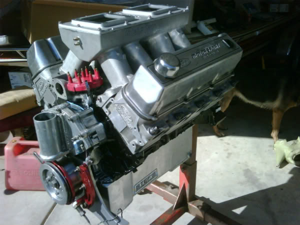 "940 hp  565"" A-460 ..... finally !!!!!!! 565wTR"