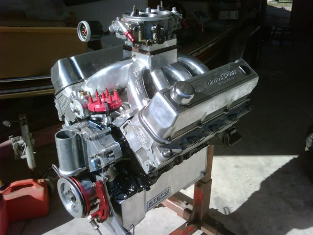 "940 hp  565"" A-460 ..... finally !!!!!!! 565wcarb"