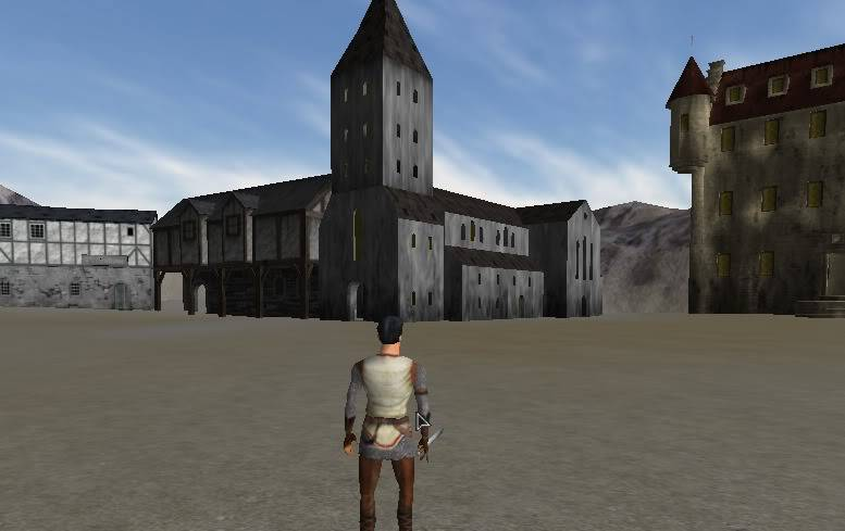 Aligasia Online 3D Townview
