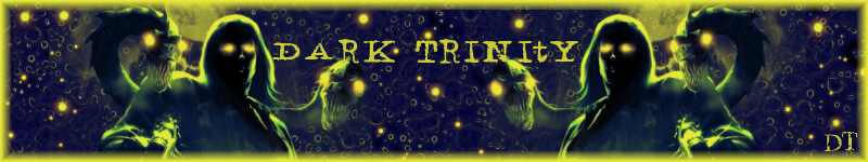 Welcome to the Dark Trinity Forums!