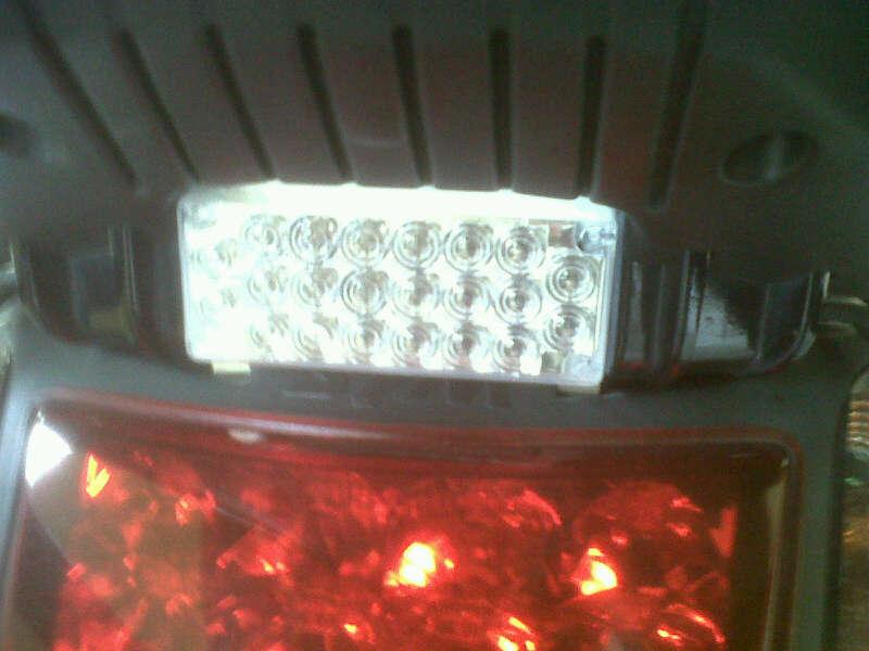 Nak pasang lampu LED dan Hon spt siren. IMG-20121009-WA0004