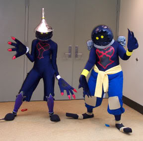 Cosplay KH-Heartless