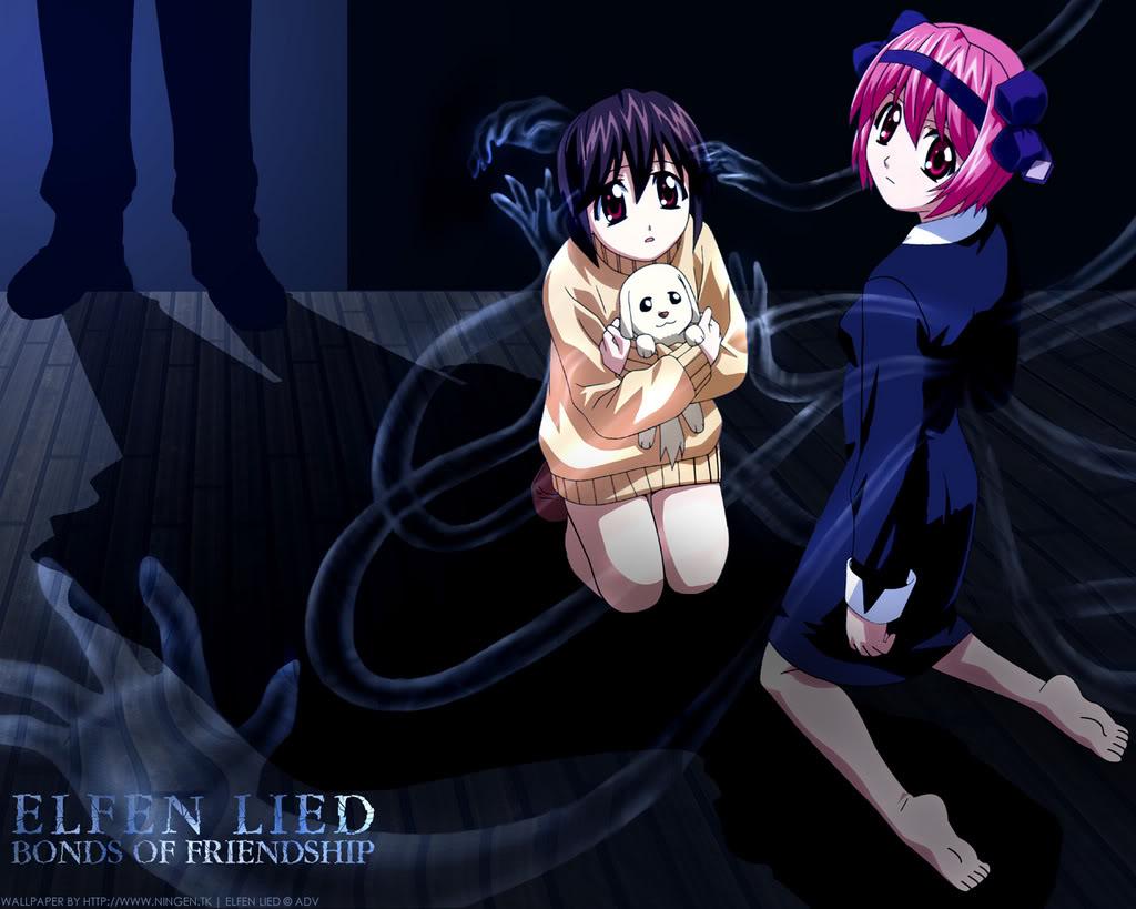 Elfen Lied, una de las mejores seies del anime. Elfen_lied_02-1280