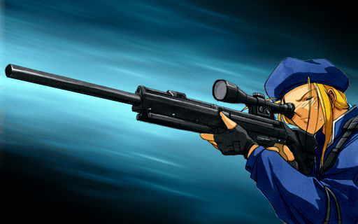 Haylee's Guns~ Rh60