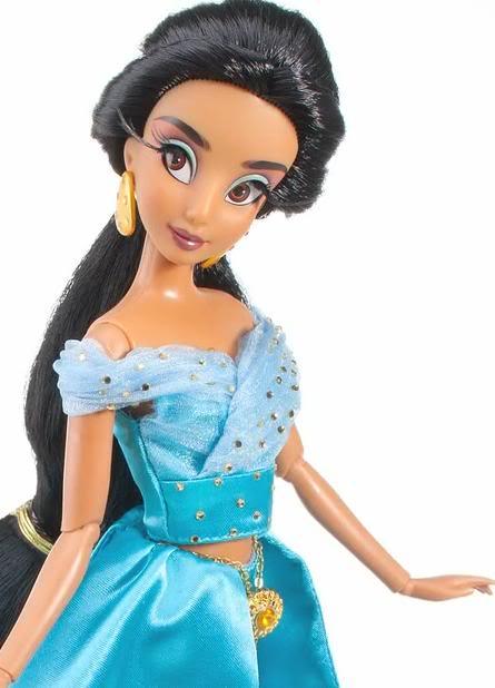 Disney Princess Designer Collection (depuis 2011) - Page 2 Jasmine