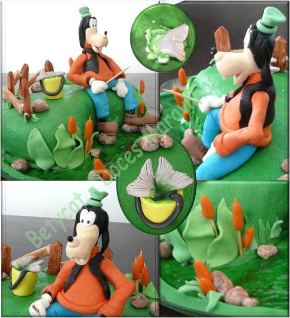 Cake Design - Doces Maravilhas da Bety BetycatPateta2