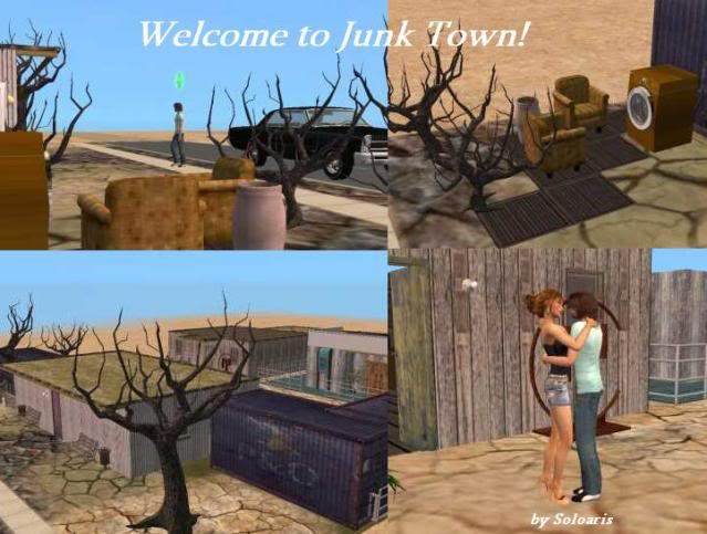 Fallout Collection Register  JunkTown1