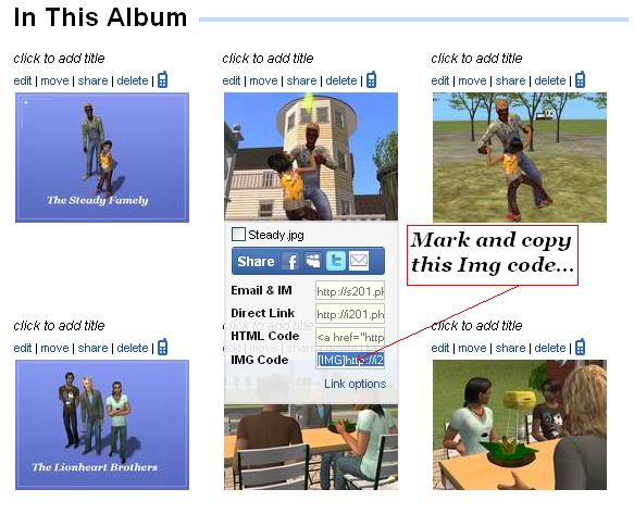 How to Post Images in This Forum - A Tutorial by Soloaris Mark