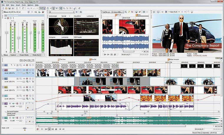 Sony Vegas 8 Editor de Videos Sony-Vegas_80_Pro