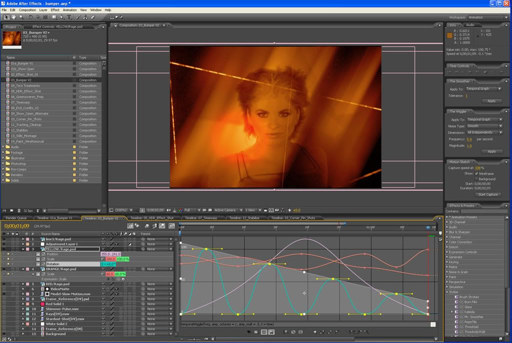 Adobe After Effects CS3 Aftereffect1