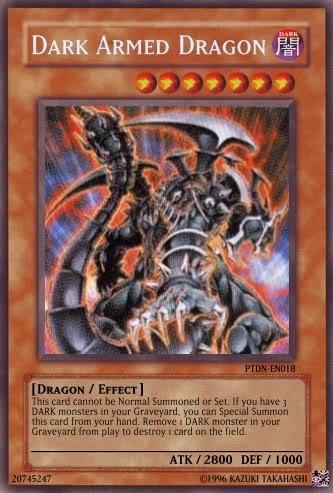 Nomi vs. Semi-Nomi Darkarmeddragoncard
