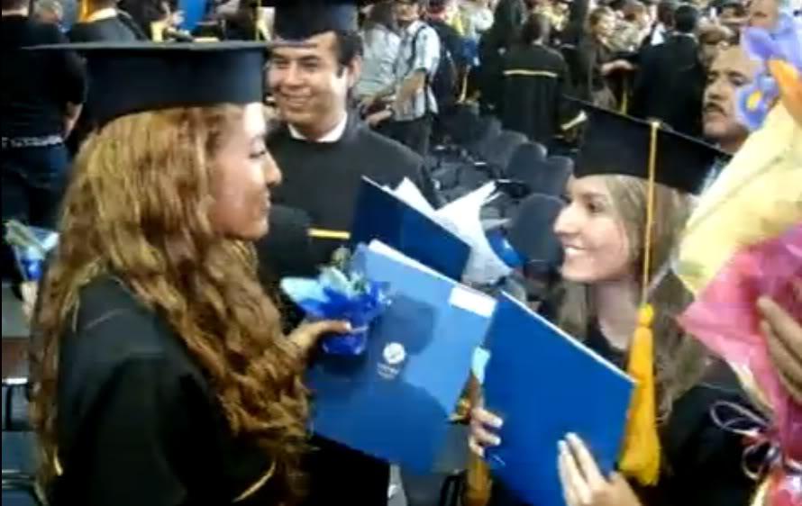 Graduacion de Jolette Amigagrado