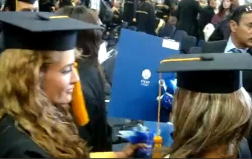 Graduacion de Jolette Comp