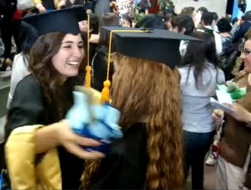 Graduacion de Jolette Companera