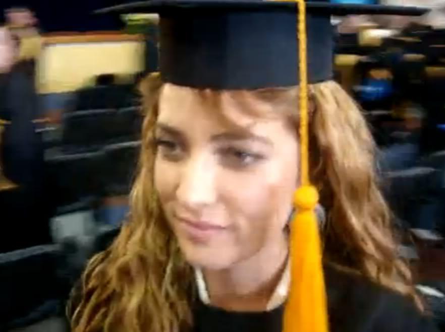 Graduacion de Jolette Grado